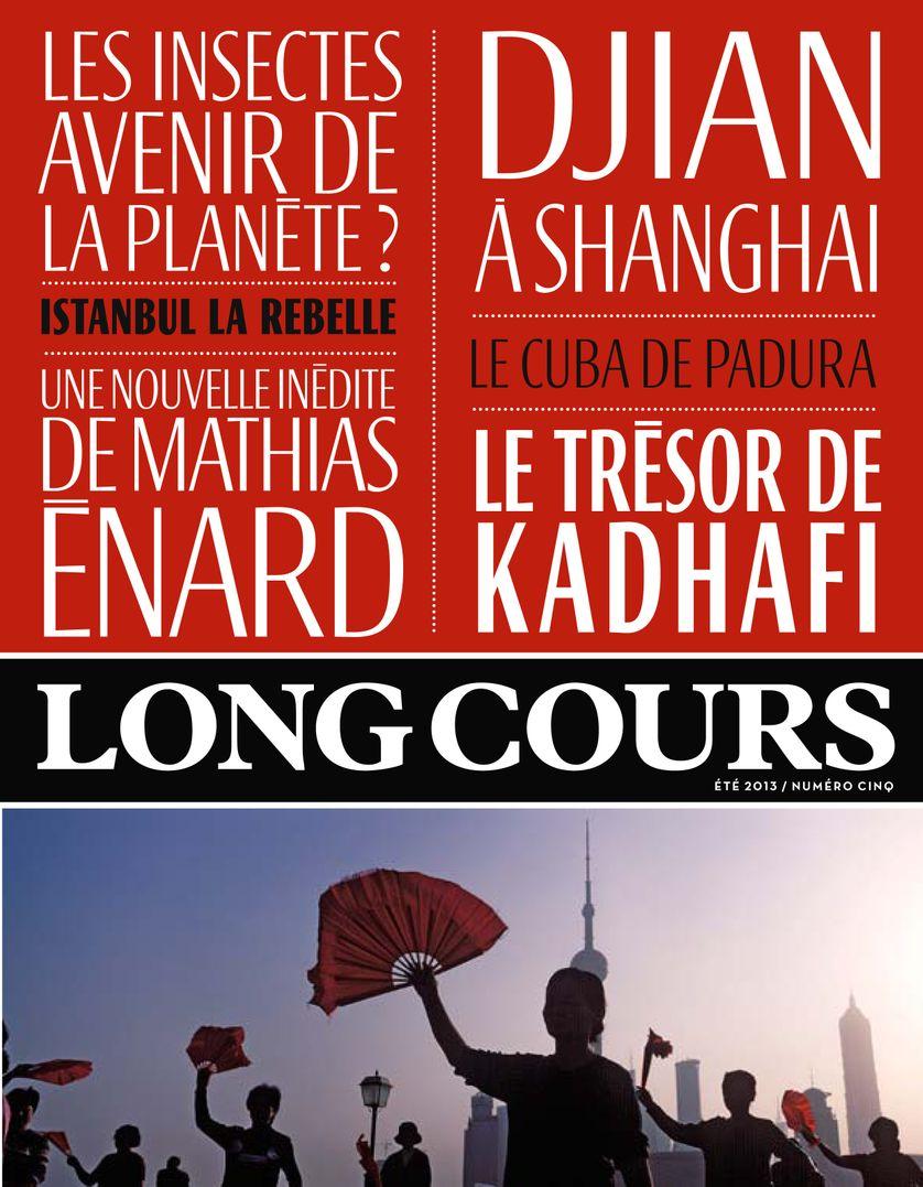 Revue Long Cours, numéro 5, automne 2013