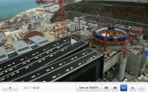 Construction des piscines dans la partie nucléaire : un travail de précision