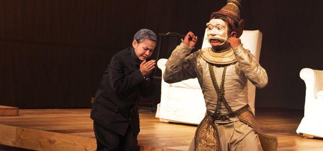 La vie de Norodom Siahnouk racontée en khmer