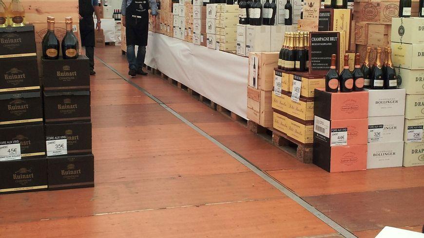 C'est parti pour les foires aux vins en Gironde