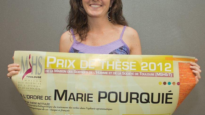 Marie Pourquié
