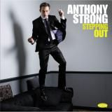 Visuel CD - Strepping Out - Anthony Strong