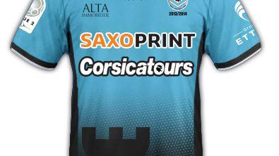 Le nouveau maillot du Tours FC