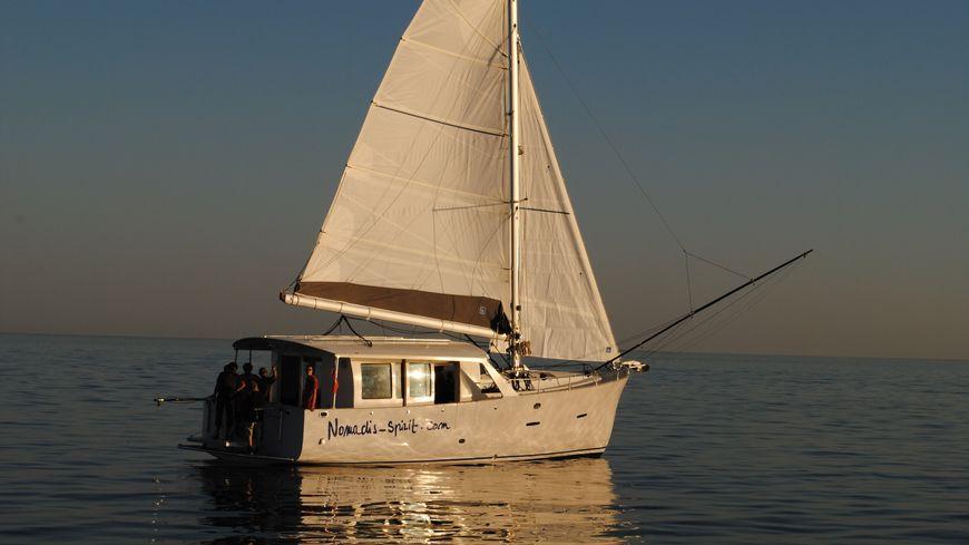 Nomadis Spirit, le 4x4 des mers