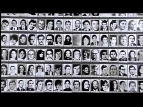 Des milliers de disparus