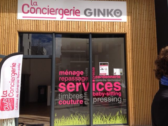 La conciergerie solidaire de Ginko, le nouveau quartier de Bordeaux