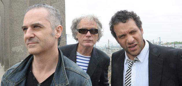 Nico Morelli, Emmanuel Bex & Mike Ladd