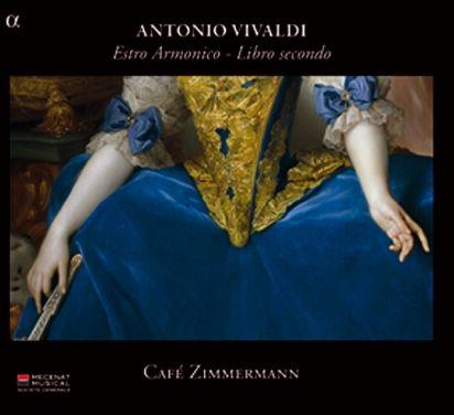 Vivaldi par Café Zimmermann