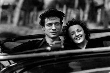 Edith Piaf et Yves Montand- Etoile sans lumière
