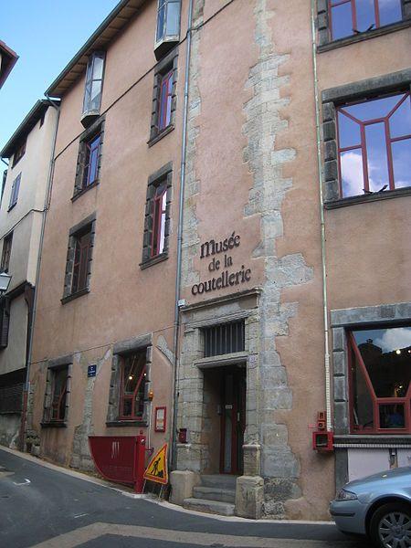 Thiers (Puy-de-Dôme) - Le Musée de la Coutellerie