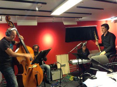 Le quartet de Khalil Chahine au studio 61