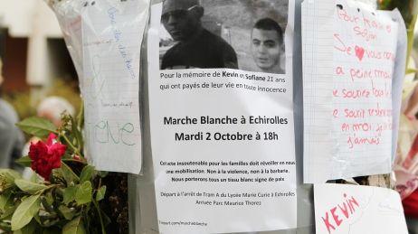 Drame d'Echirolle, un rassemblement en mémoire des deux jeunes avait eu lieu début octobre 2012 à Echirolles