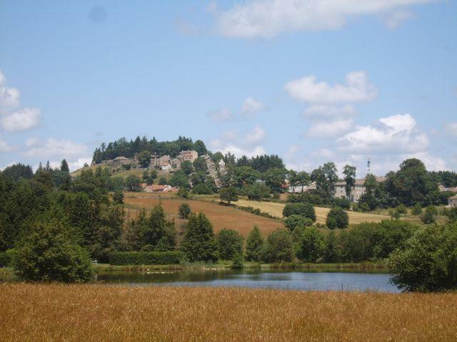 Saint Agrève (Ardèche) - Mont Chiniac