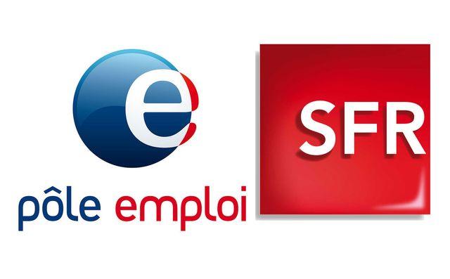 Pôle emploi et SFR