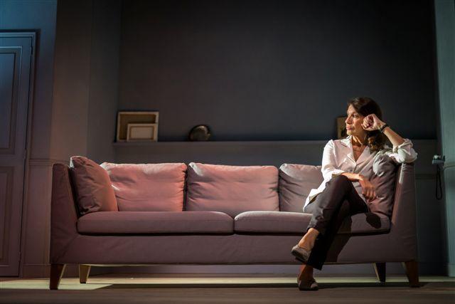 Ludmila Mikaël répète Jon Fosse 1