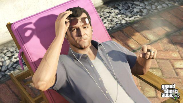 Grand Theft Auto V devrait rapporter 1,2 milliards d'euros