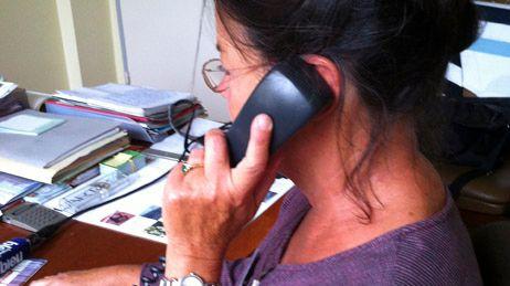 Une écoutante SOS amitié IDF