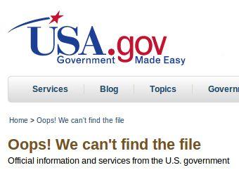 Le shutdown américain a commencé