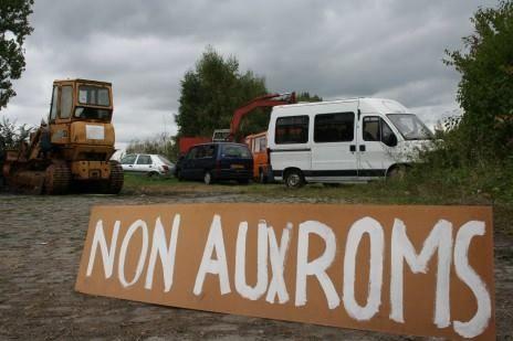 """""""Non aux Roms"""""""