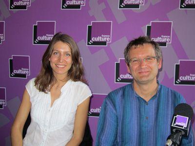 Adèle Van Reeth et Colas Duflo