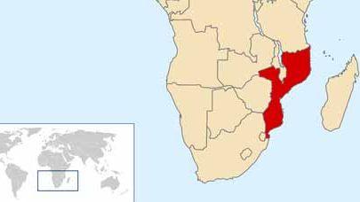 CMN Cherbourg Mozambique