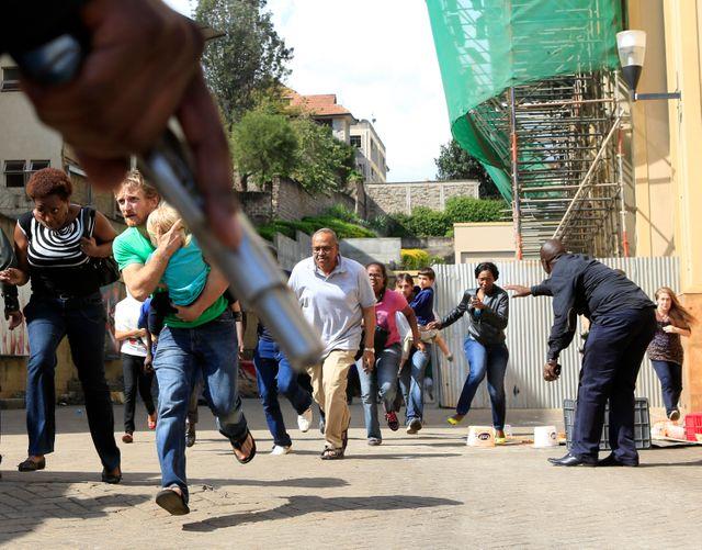 L'attaque d'un centre commercial à Nairobi fait au moins 20 morts
