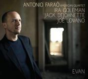 Visuel CD - Evan - Antonio Farao