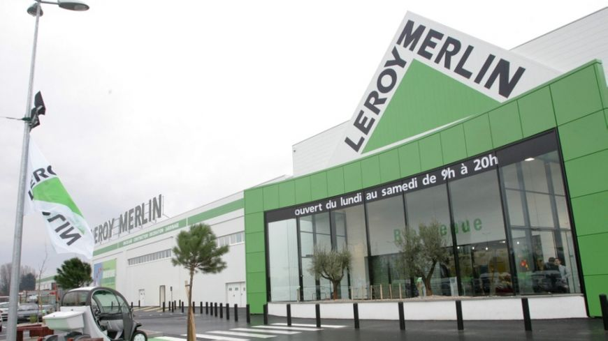 Le roy merlin massy idees de decoration - Leroy merlin brie ...