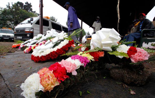 Trois jours de deuil national ont commencé au Kenya