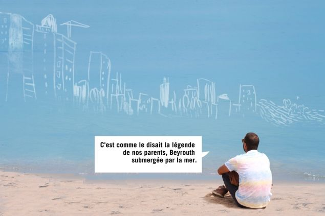 Welcome nouveau monde - Beyrouth
