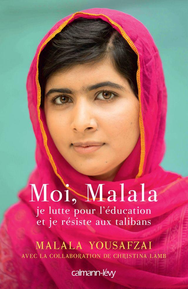 Malala couverture livre