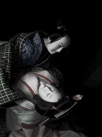 Hiroschi Sugimoto / Bunraku