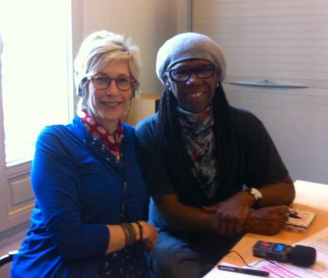 Nile Rodgers et Valli