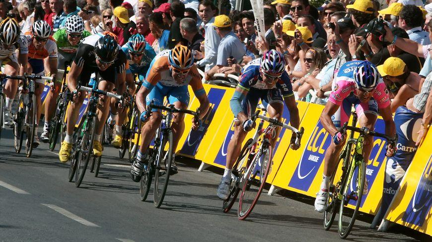 Le Tour de France 2010 à Reims