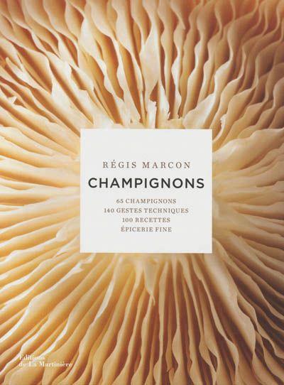 livre champignon marcon