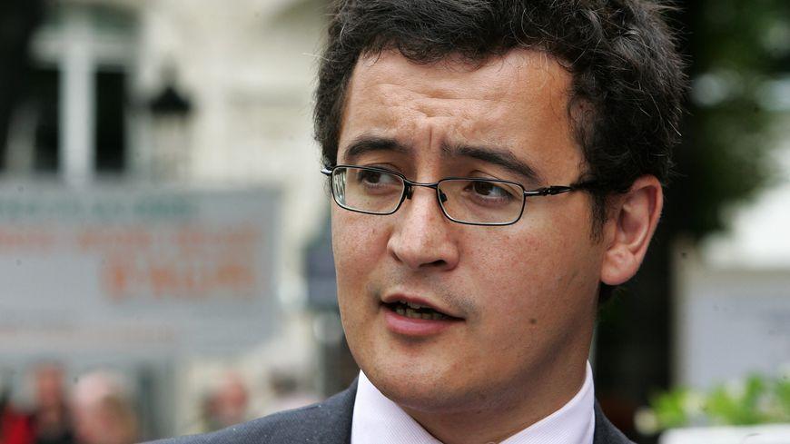 Gérald Darmanin, député UMP du Nord