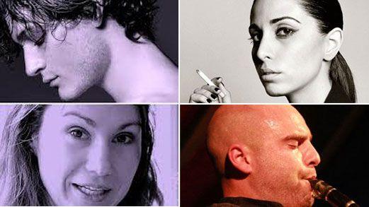Un mardi idéal avec Yom, Yasmine Hamdan, Marie-Catherine Girod, Thomas Enhco et Vassilena Serafimova