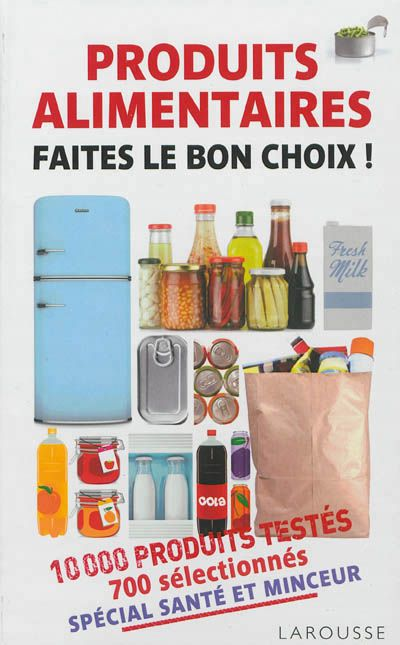 guide produits alimentaires