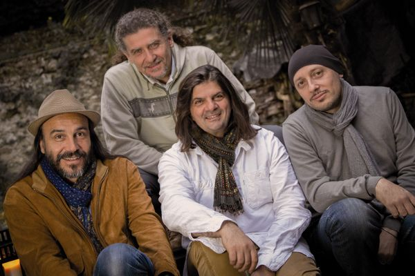 Photo - Jean-Pierre Como, Minino Garay, Javier Girotto, Dario Deidda