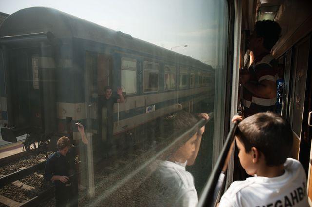 le train Trans asia Express