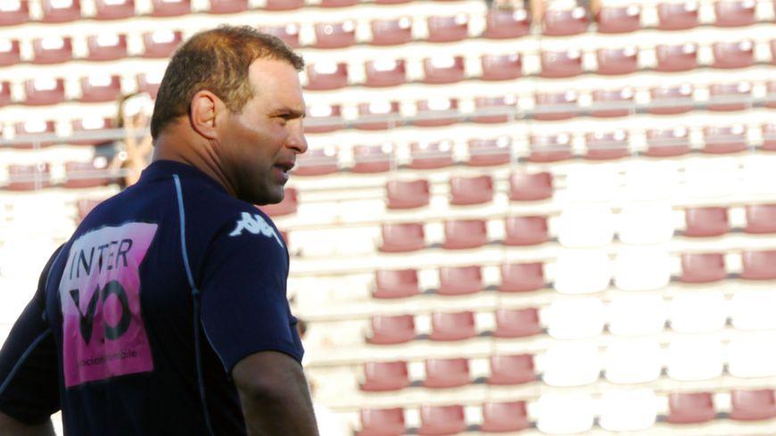Raphaël Ibañez est le manager sportif de l'UBB depuis la saison 2012-2013.