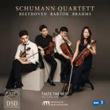 CD quatuor schumann ars38128
