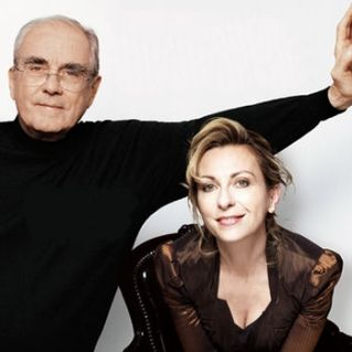 Michel Legrand et Nathalie Dessay
