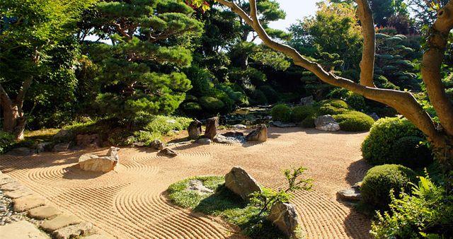 jardin zen eric borja