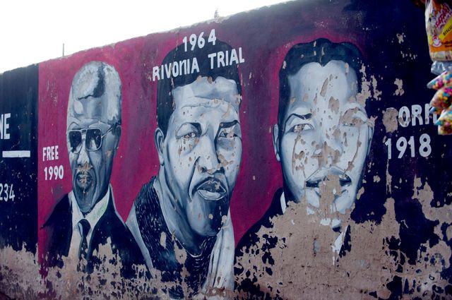 Afrique du Sud - mur