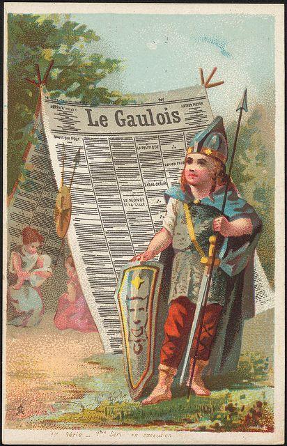 Le Gaulois (front)