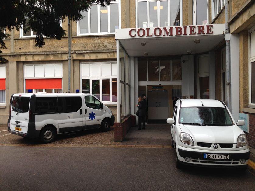 Le site de la Colombière à Bois-Guillaume
