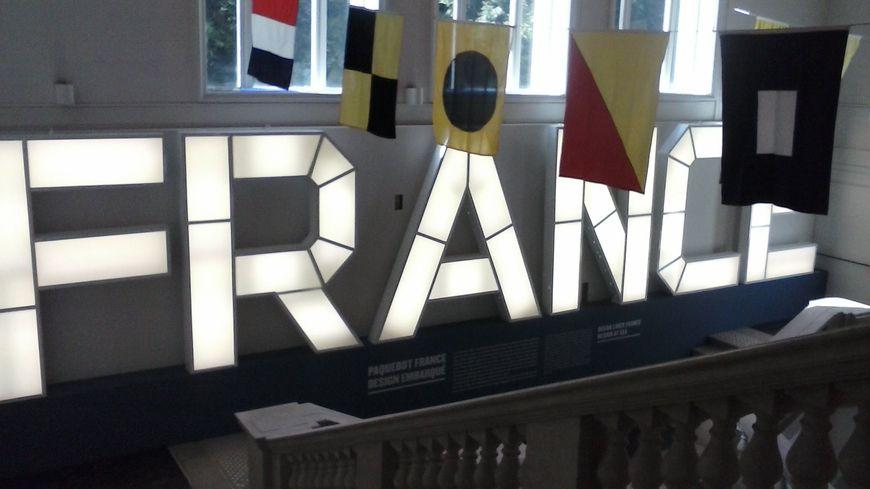 """Le France """"design embarqué"""" : à voir à Saint-Etienne jusqu'au 28 février"""