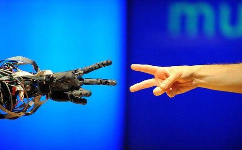Robots et Humains