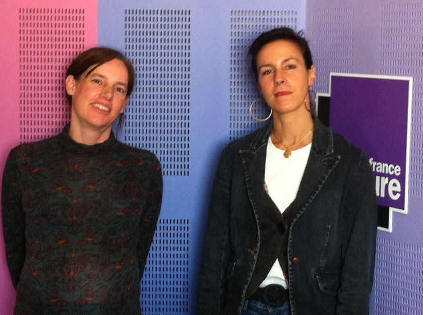 Dalila Bovet et Florence Burgat
